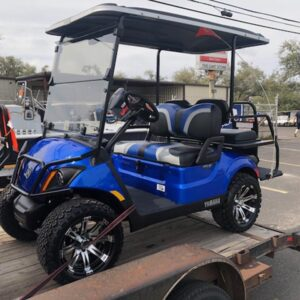 Used 2018 Yamaha Drive 2 Blue