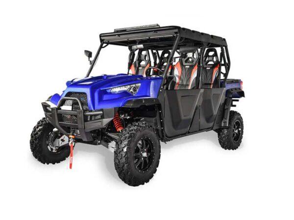 2020 Bennche X4 800 blue