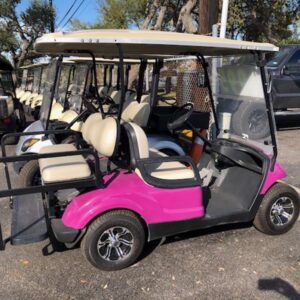 used electric golf cart