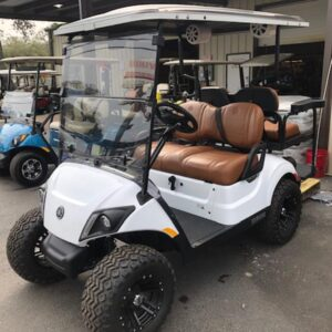 new 2021 loaded yamaha drive 2 gas