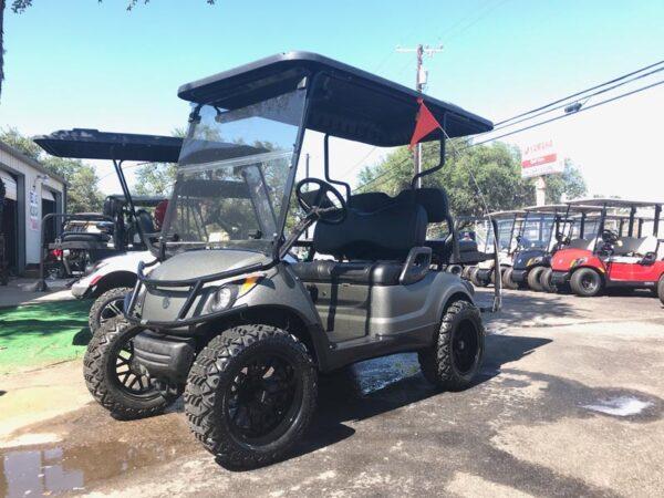 used 2017 yamaha drive