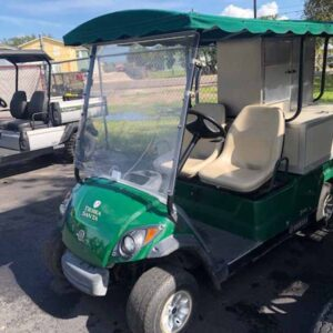 Used 2016 gas vender golf cart 3