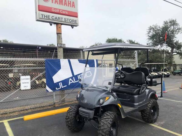 Used 2016 EFI gas Yamaha golf cart 2