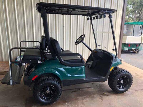Used 2016 EFI gas Yamaha golf cart 1