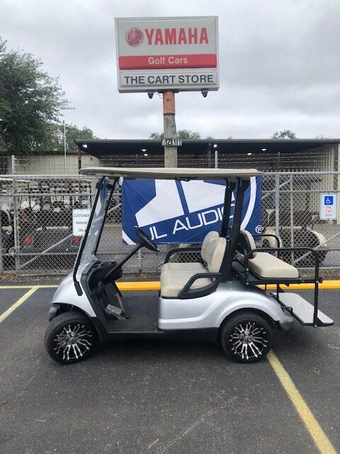 Used 2015 electric Yamaha golf cart 1