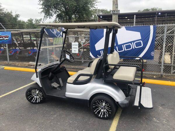 Used 2015 electric Yamaha golf cart 3