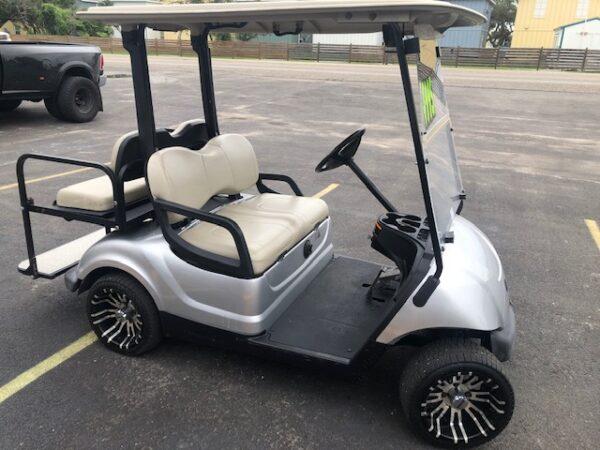 Used 2015 electric Yamaha golf cart 4