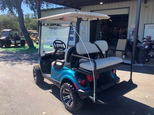 New 2021 yamaha EFI gas golf cart Custom paint 4