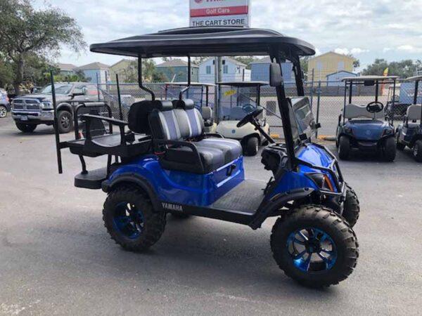 New 2021 Yamaha Golf Carts 1