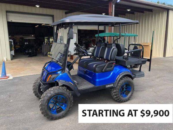 New 2021 Yamaha Golf Carts 3