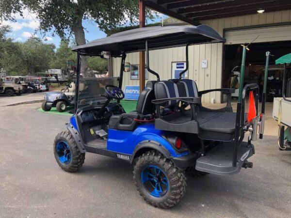 New 2021 Yamaha Golf Carts 4