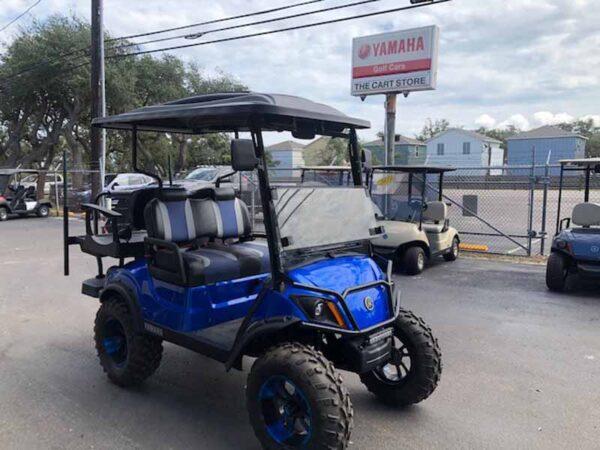 New 2021 Yamaha Golf Carts 5