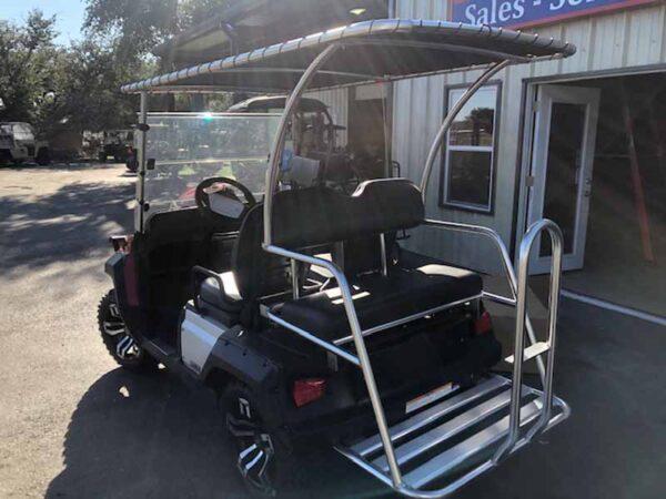2019 Yamaha gas golf cart 2
