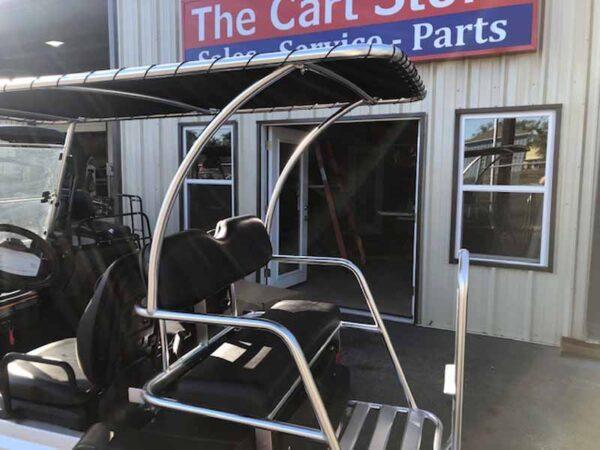 2019 Yamaha gas golf cart 3