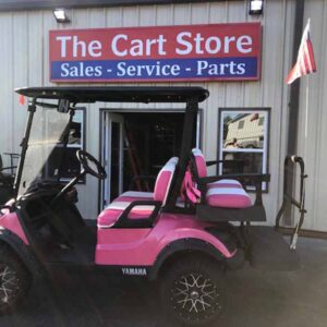 Used 2019 efi gas Yamaha golf cart 2