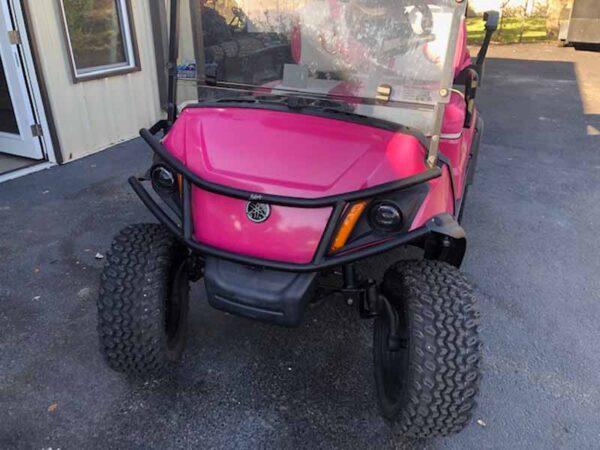 Used 2019 efi gas Yamaha golf cart 9