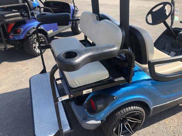 2016 Yamaha EFI gas golf cart 4 passenger 2