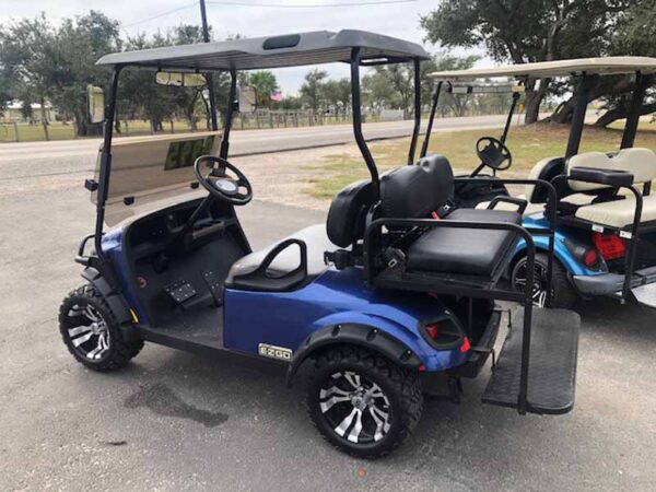 2019 Gas EZ-GO Golf Cart 1