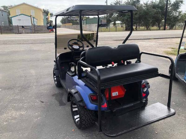 2019 Gas EZ-GO Golf Cart 2