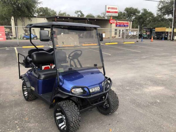 2019 Gas EZ-GO Golf Cart 3