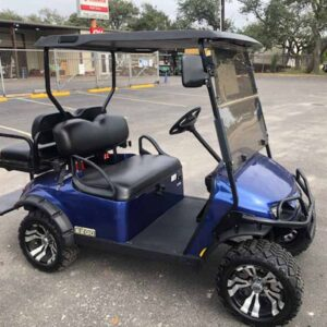 2019 Gas EZ-GO Golf Cart 4