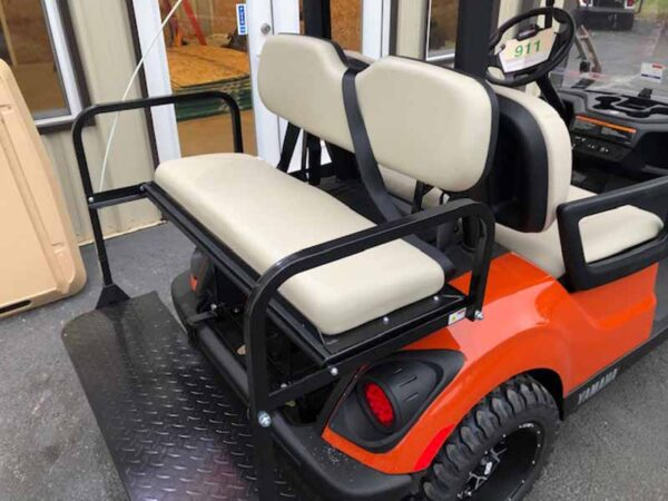 2021 yamaha drive 2 custom ut orange 9