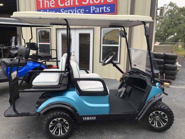 build custom golf carts 4808