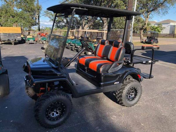 custom golf cart 1