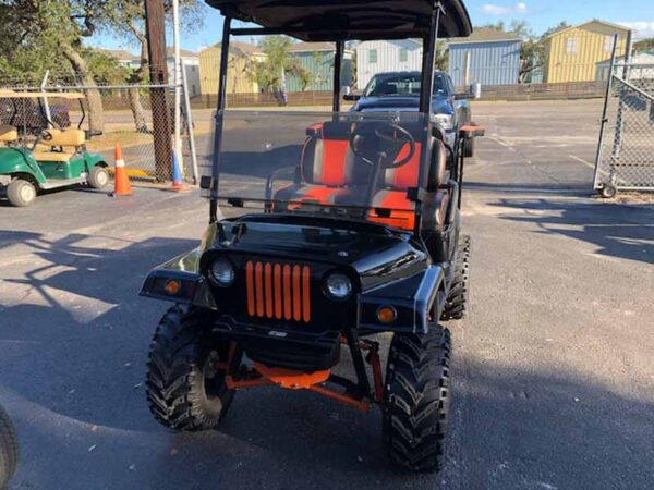 custom golf cart 2