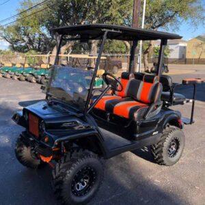custom golf cart 6