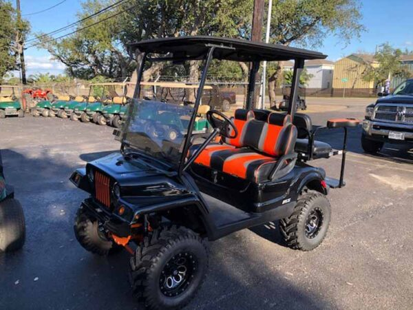 custom golf cart 6