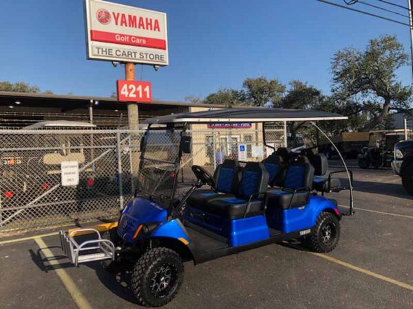 2021 Yamaha 6 Passenger 4