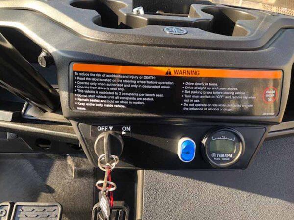 2021 Yamaha 6 Passenger 6