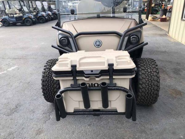 New 2021 Yamaha 6 passenger efi gas golf cart 5
