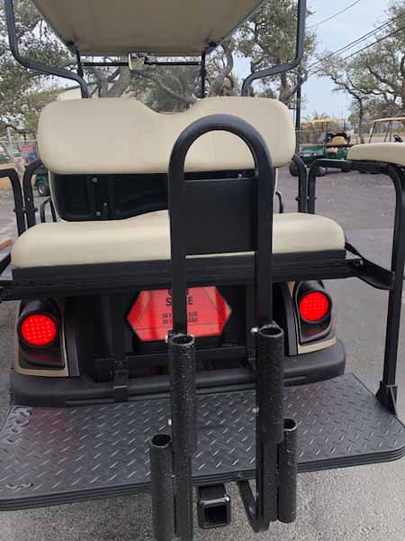 New 2021 Yamaha 6 passenger efi gas golf cart 7