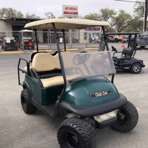 used club car street legal 3