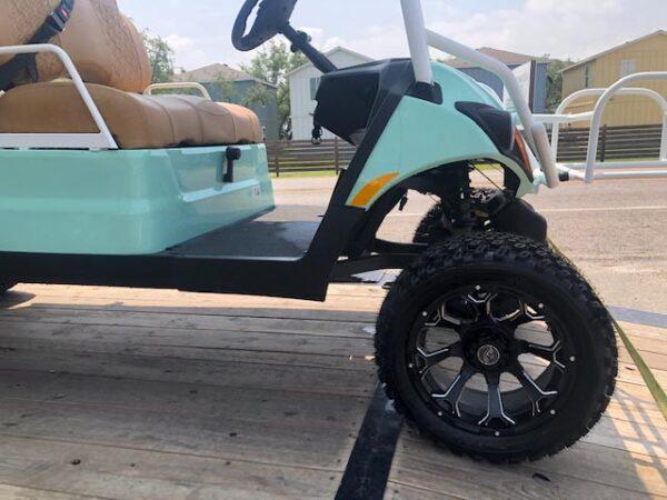 build dream golf car 1