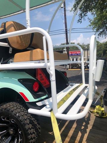 build dream golf car 6