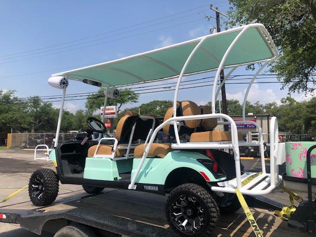 build dream golf car 7