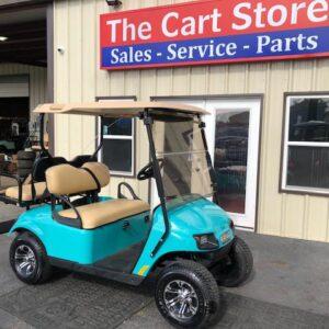 used ezgo golf cart 1